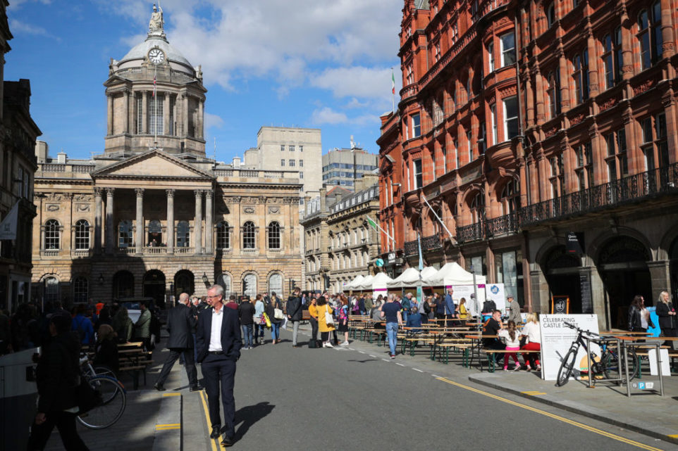Celebrating Castle Street To Return To Liverpool As A Thriving Foodie Hub Moore Media
