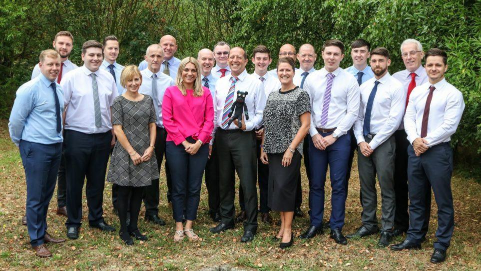 Steven Hunt & Associates team, M&E consultancy in Liverpool