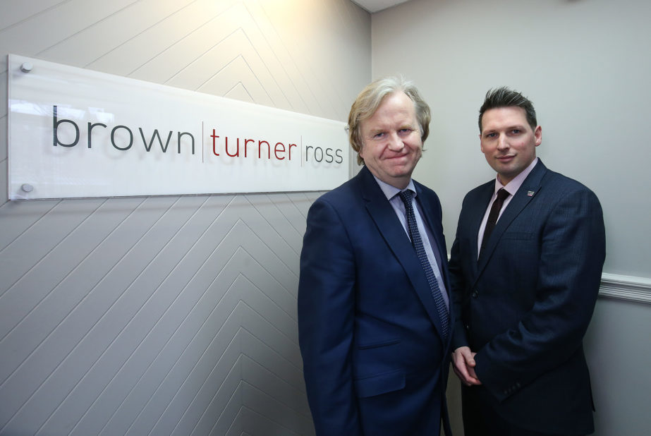 Brown Turner Ross solicitors appoint two new directors to liverpool and southport offices