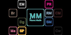 Jayne Moore Media Brand Marquee