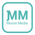Jayne Moore Media footer logo