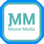 Jayne Moore Media footer logo