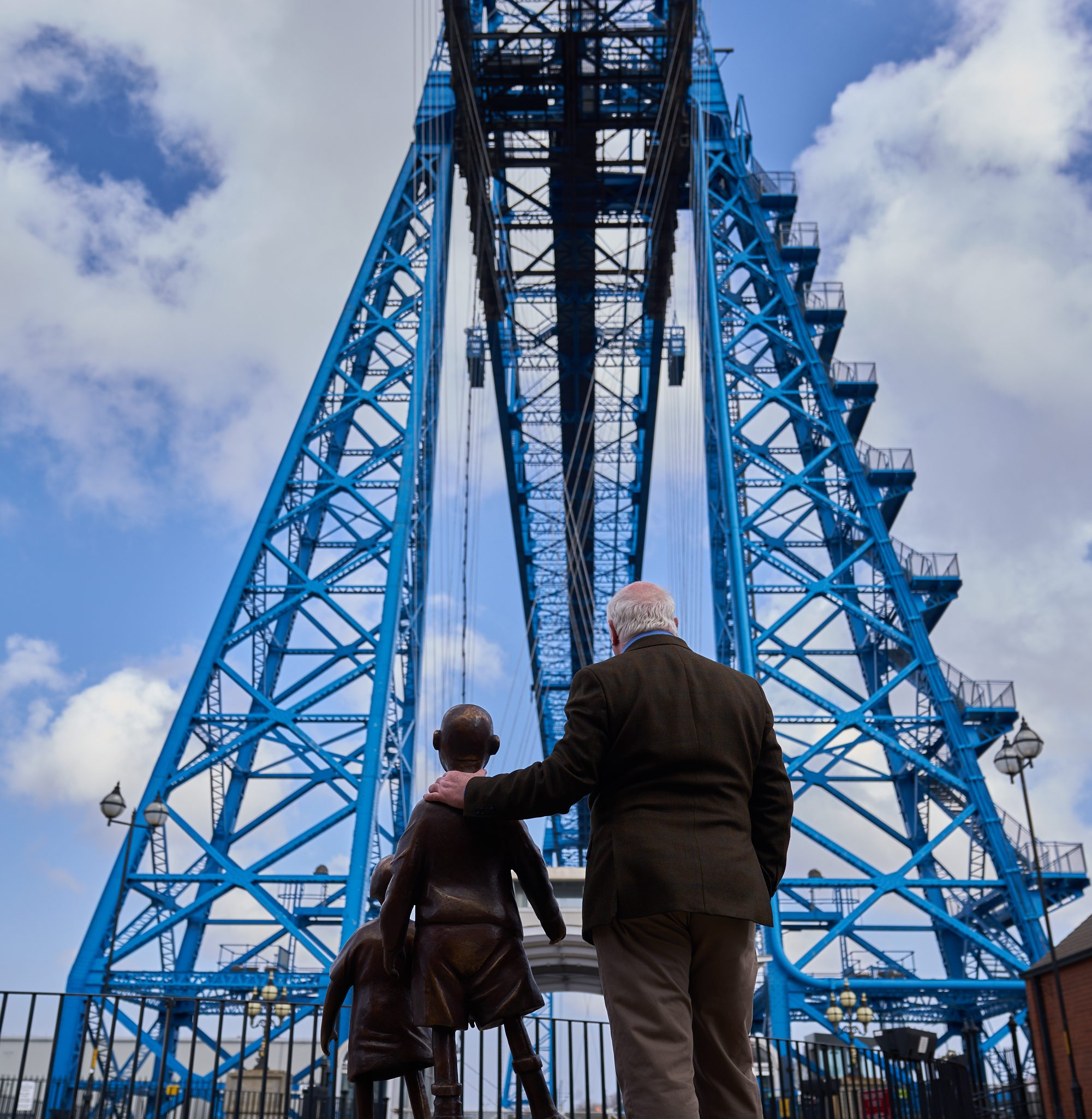 Mackenzie Thorpe Transporter Bridge