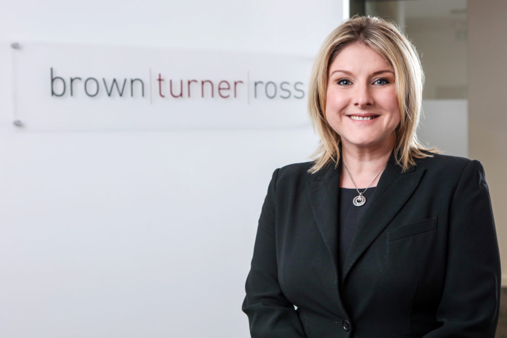 Sam Bushell, Managing Director, Brown Turner Ross
