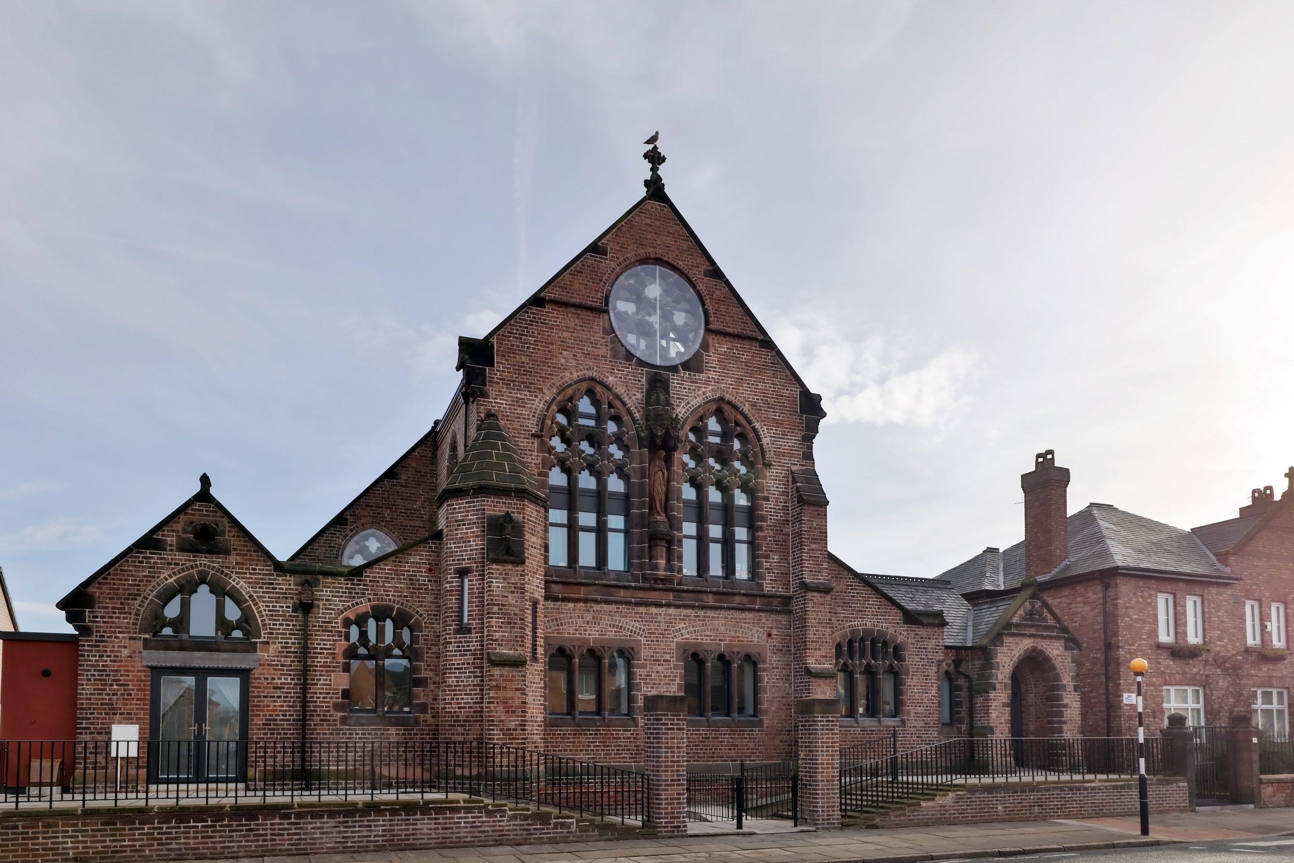Kingsley Church Toxteth